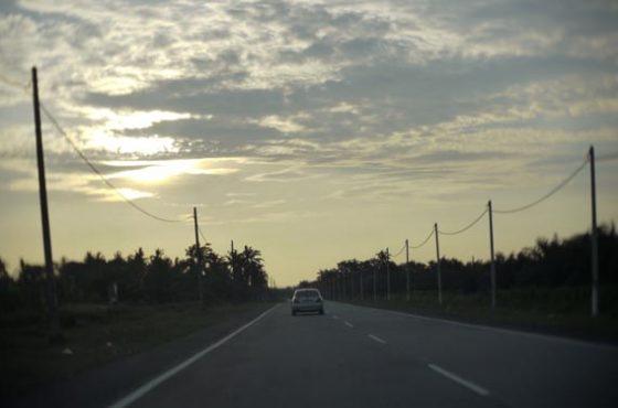 Guidare l'auto in Malesia