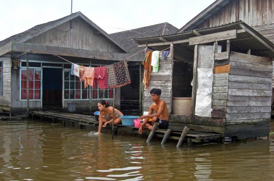 In viaggio nel Kalimantan: sulla via per Banjarmasin