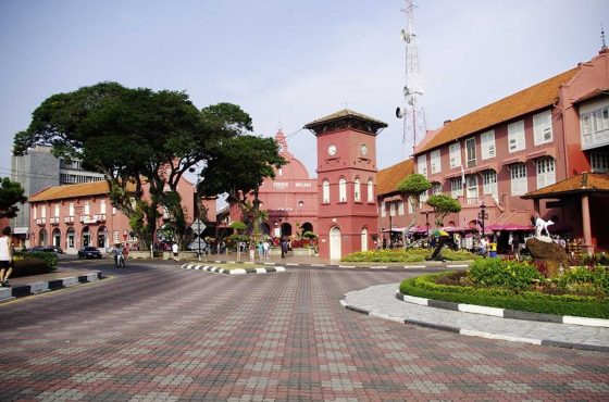 Giornata di Malacca come patrimonio dell'umanità