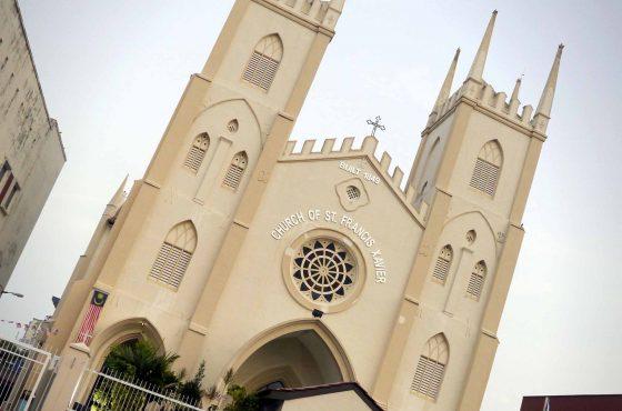 Chiesa di Francesco Saverio