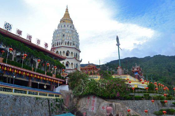 Il tempio di Kek Lok Si