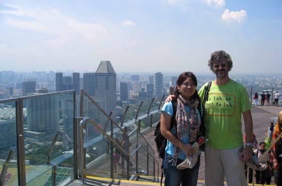 Passeggiando a Singapore…