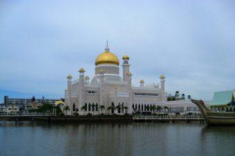 Cartoline dal Brunei