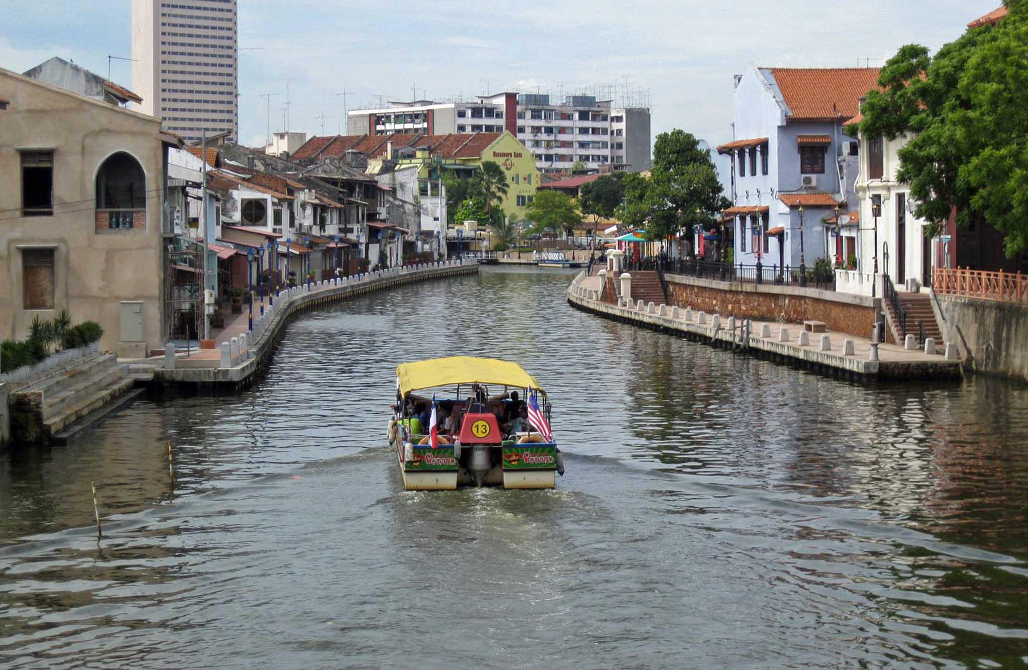 Fiume di Malacca