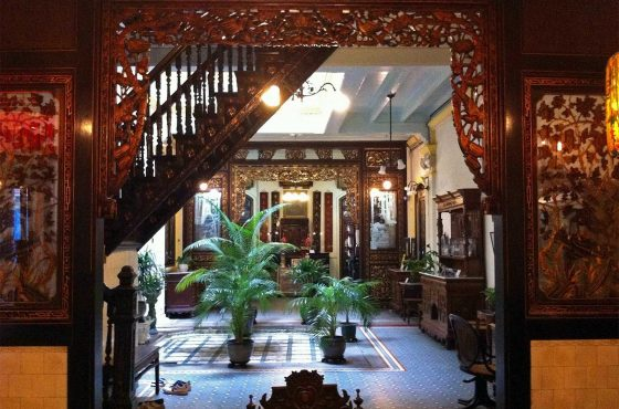 Museo Peranakan Baba Nyonya