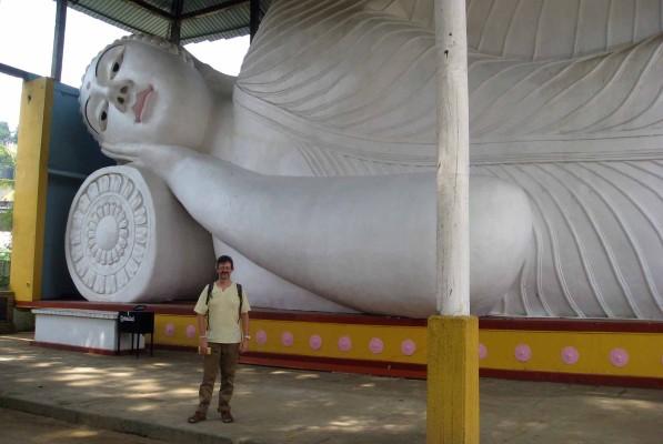 Il Buddha di Gampola - foto © Paolo Coluzzi 2013