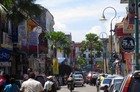 Little India di Penang