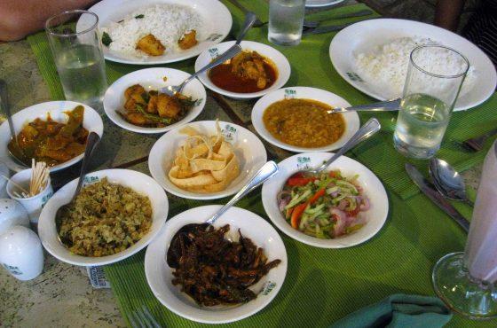 I migliori ristoranti di cucina Malese