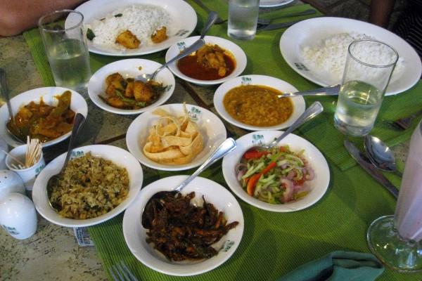 Cucina singalese - foto © Paolo Coluzzi 2013