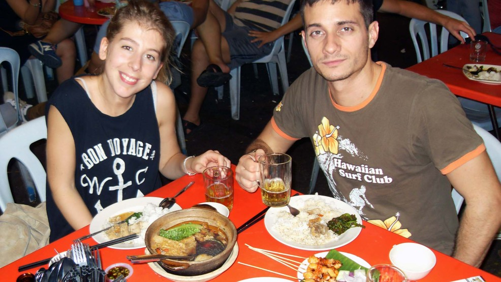 Kuala Lumpur, ristoranti asiatici