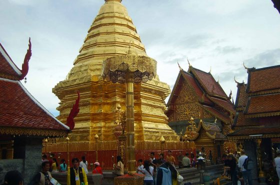 Tornare a Chiang Mai