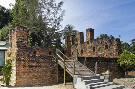 Forte olandese di Pangkor