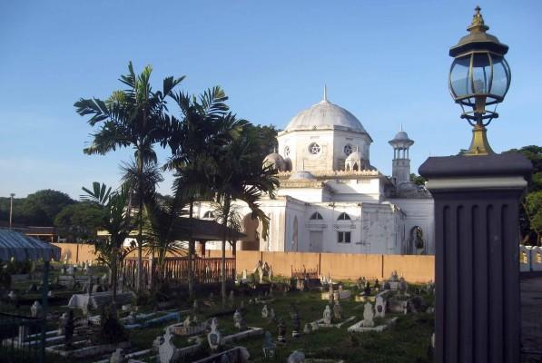 La Moschea del Sultano Abdullah
