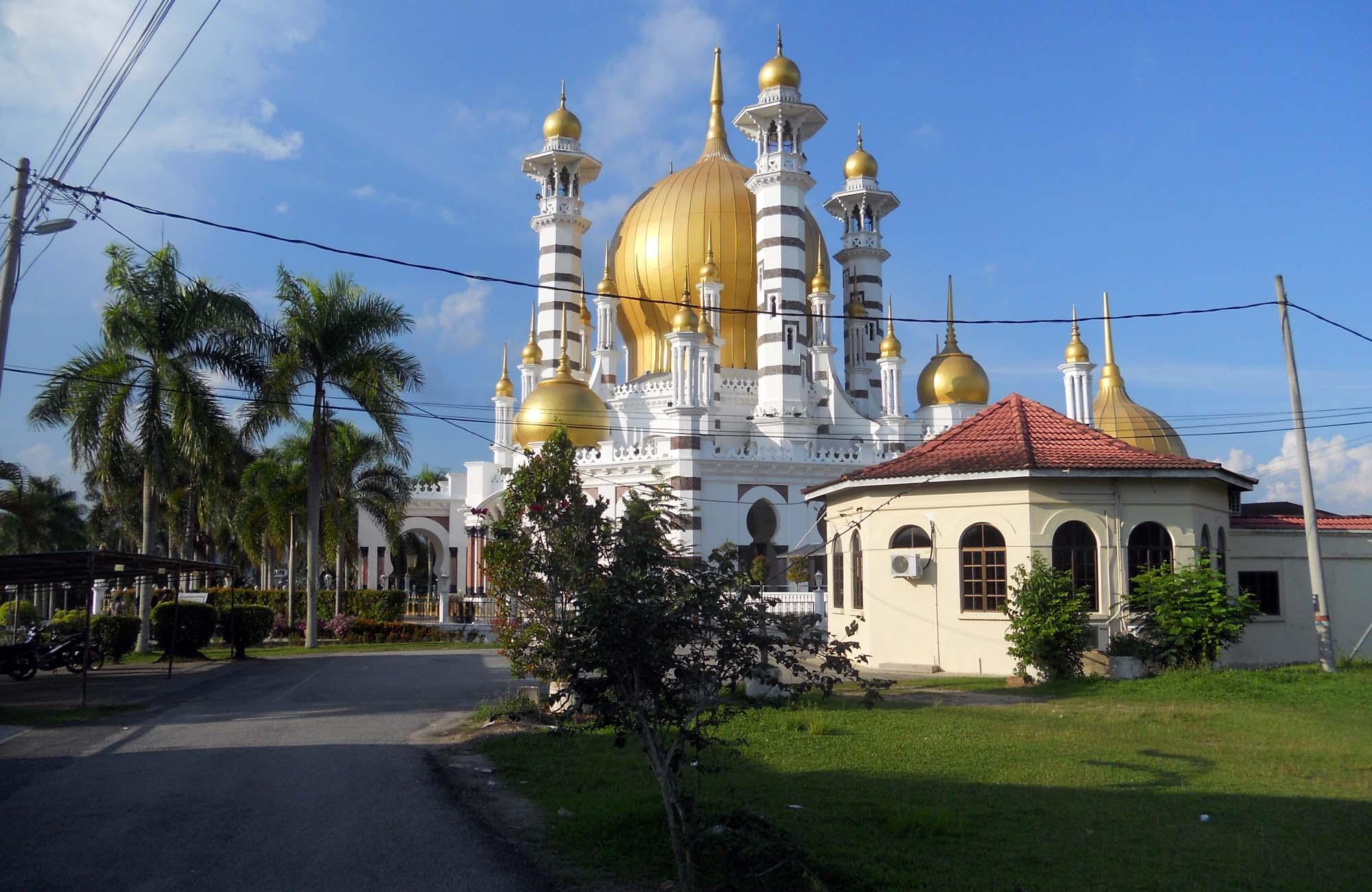 Moschea Ubudiah Kuala Kangsar