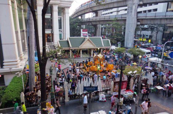 La capitale della Thailandia