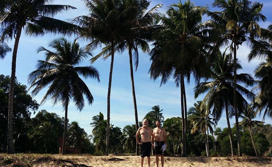 spiaggia di Cherating