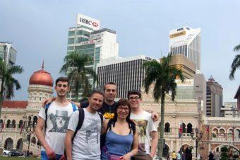 Da Kuala Lumpur verso l'isola di Lang Tengah