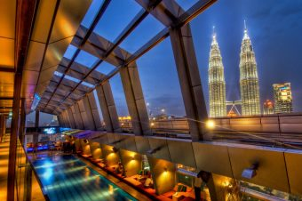 Gli Sky bar più belli di Kuala Lumpur