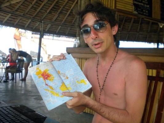 Gualtiero - mappa malese