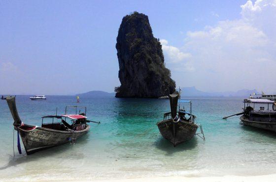 Il viaggio di Paolo a Krabi
