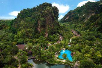 10 insoliti alloggi in Malesia