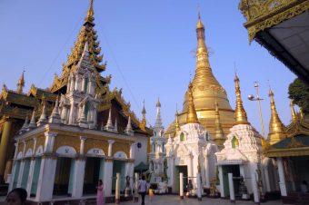 Templi e paesaggi naturalistici del Myanmar