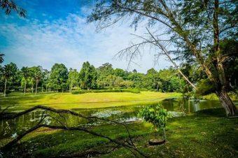 I giardini botanici a Kuala Lumpur e dintorni