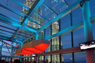 I più bei ristoranti panoramici di Kuala Lumpur
