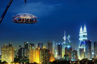 I ristoranti bizzarri di Kuala Lumpur