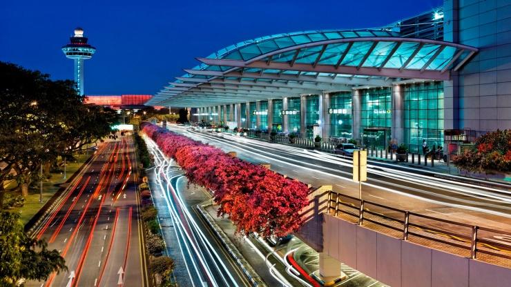Singapore International Airport
