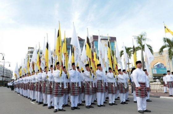 La festa nazionale del Brunei