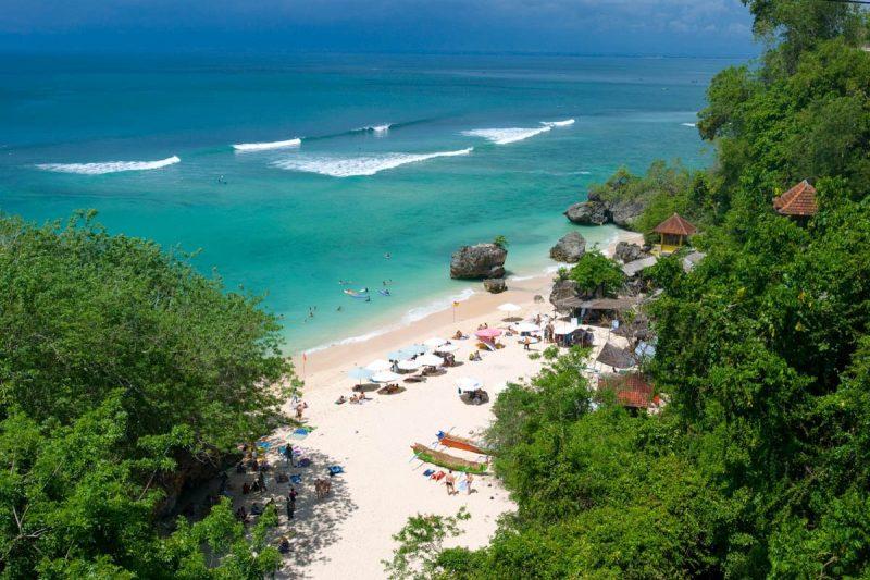 Spiaggia di Padang Padang