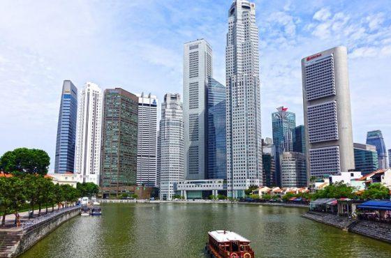 Il fiume di Singapore