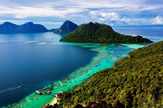 Isola di Bohey Dulang