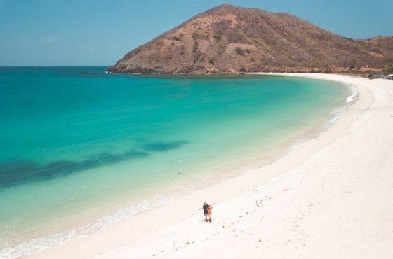 Spiaggia di Mawun