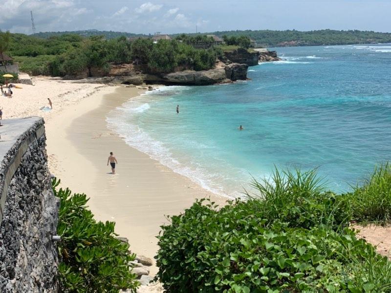 Isola di Nusa Lembongan