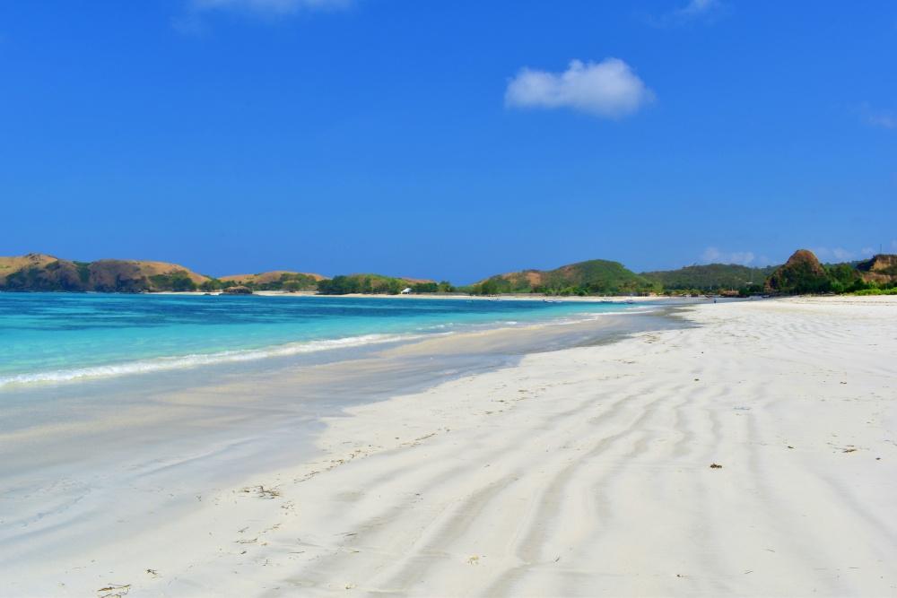 Spiaggia di Tanjung Aan