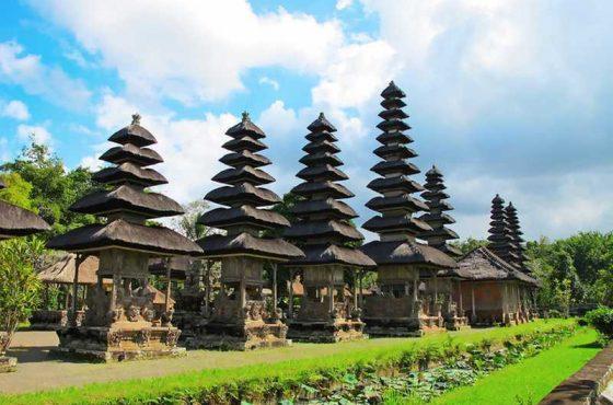 Il tempio di Taman Ayun