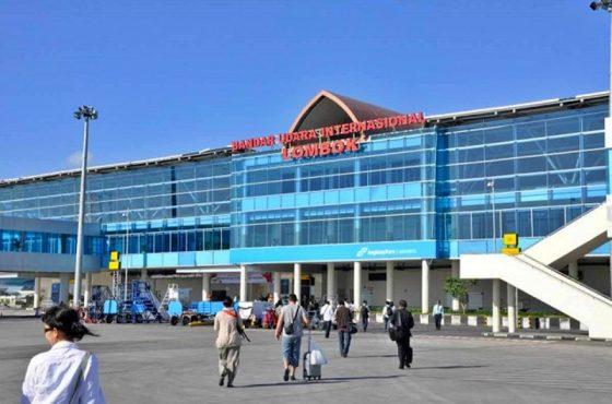 L'aeroporto internazionale di Lombok