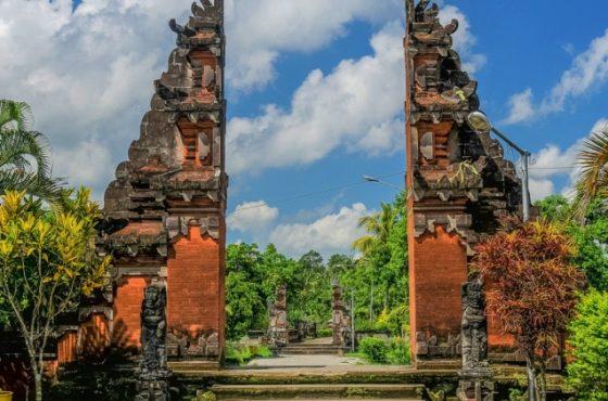 Il tempio di Pura Lingsar