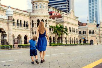 Viaggiare in Malesia con i bambini