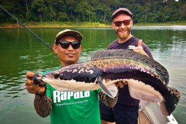 Pesca turismo in Malesia