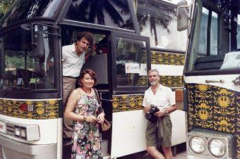 La prima guida turistica italiana in Malesia