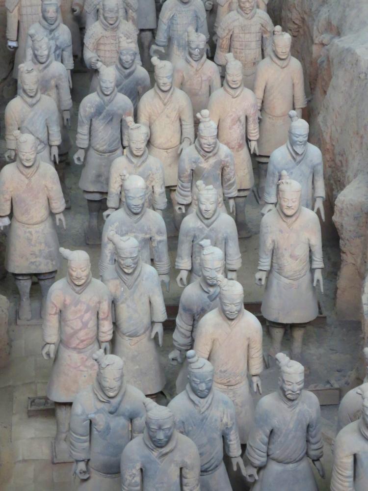 Viaggio a Xi'an (Cina)