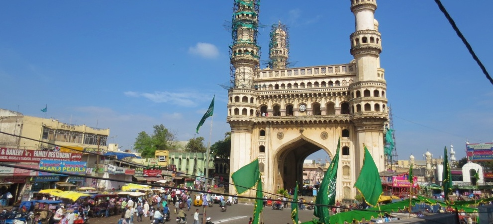Breve visita a Hyderabad