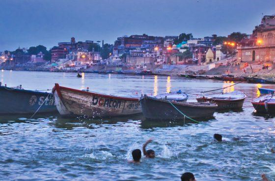 Varanasi la capitale spirituale dell'India