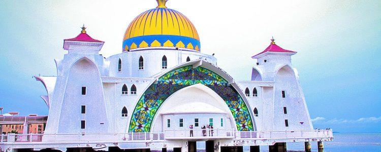 Mosque Penang