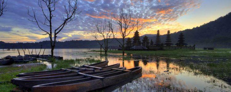 Tamblingan - Lake